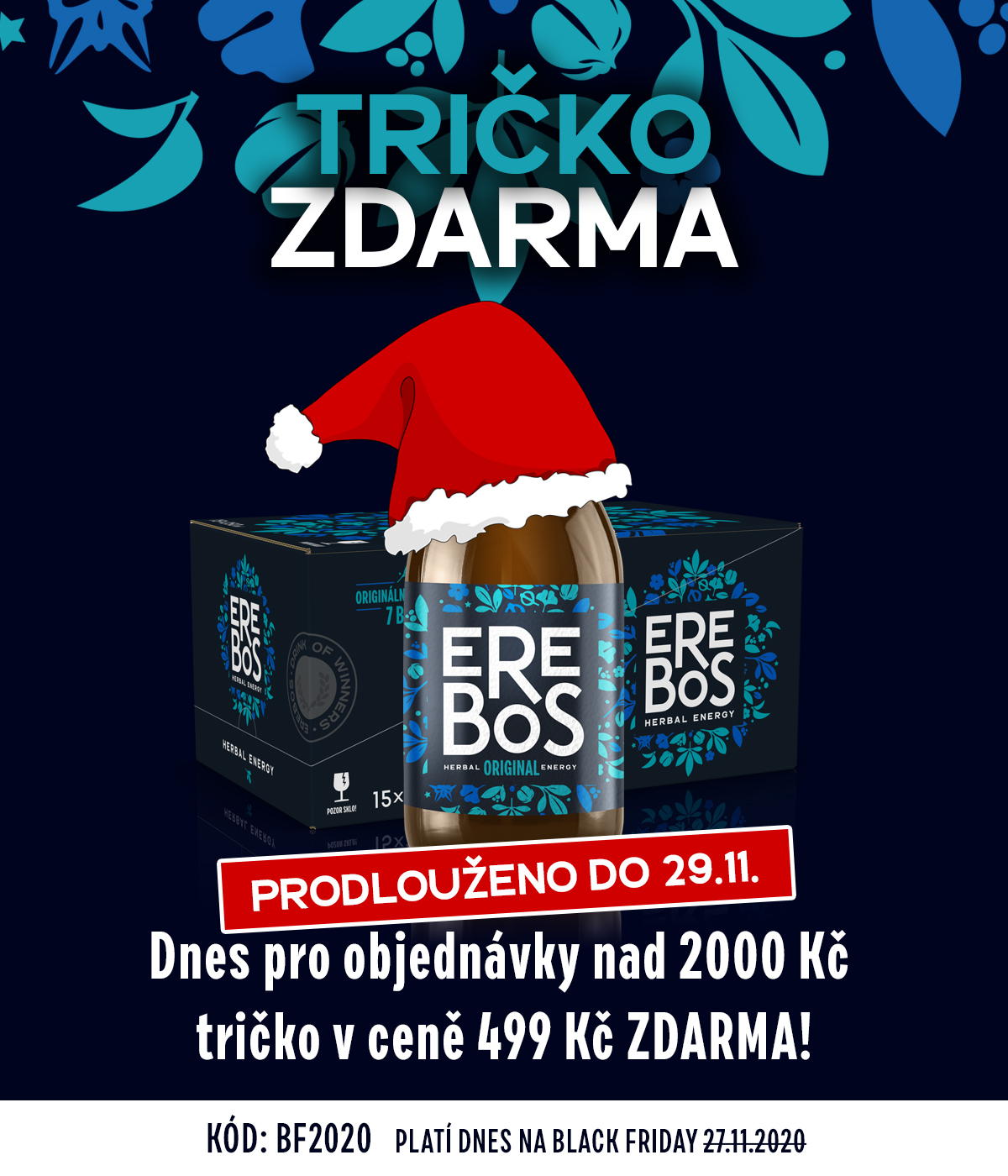 Black Friday - prodlouženo do 29.11.